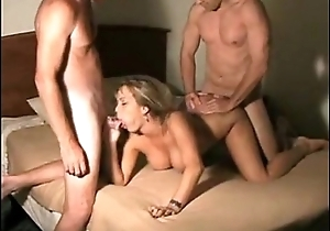 WIFE FUCKED BY HUSBAND AND HIS FRIEND - JXNXXS.COM