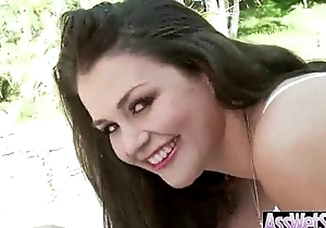 Big Butt Girl (allie haze) Get Olied And Nailed Hard In Ass vid-05