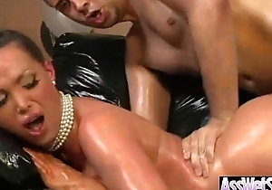 Anal Sex With Curvy Big Oiled Up Butt Girl (nikki benz) movie-25