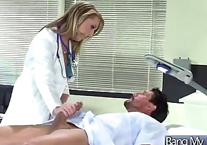 Sexy Patient (brooke wylde) In Hot Sex Adventure With Doctor mov-07
