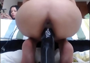 Rough Pussy Fisting With a Lot of Squirting on Cam