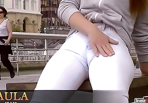 Cameltoe flasher