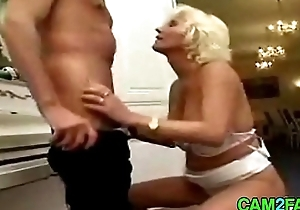 Beauty Blonde Granny Anal Free Mature Porn