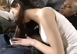 Hot Pretty Sisters first Anal with Black Step Dad