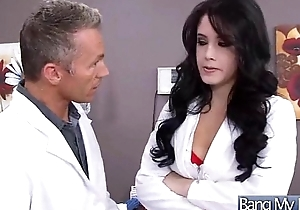 Hardcore Sex Treat From Doctor Get Sexy Hot Patient (noelle easton) movie-25