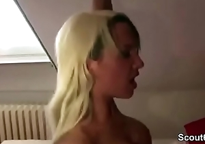 MILF mother Show German Step-daughter How to Fuck